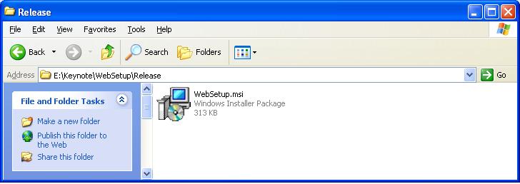 ScottGu's Blog - VS 2005 Web Deployment Projects