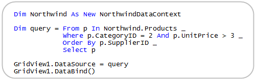 ScottGu's Blog - Dynamic LINQ (Part 1: Using the LINQ Dynamic Query