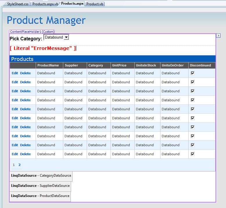 LINQ To SQL (Part 5