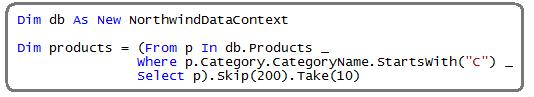 step10 Using LINQ to SQL (Part 1)