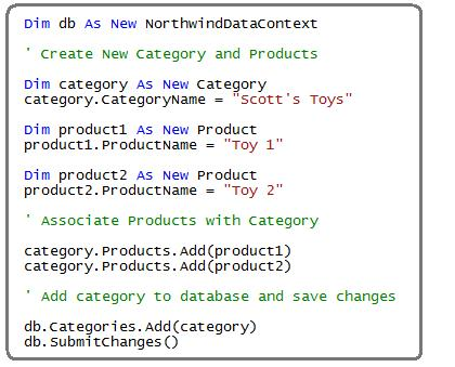 step12 Using LINQ to SQL (Part 1)