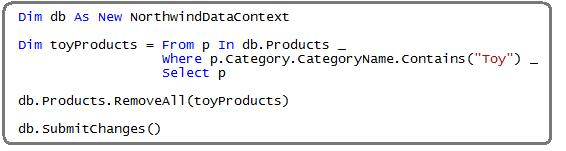 step13 Using LINQ to SQL (Part 1)
