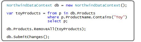 step6 Using LINQ to SQL (Part 1)