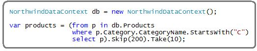step8 Using LINQ to SQL (Part 1)