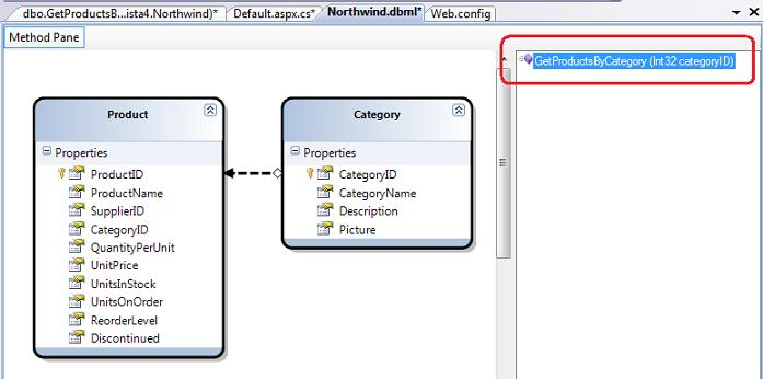 step11 LINQ to SQL (Part 2   Defining our Data Model Classes)