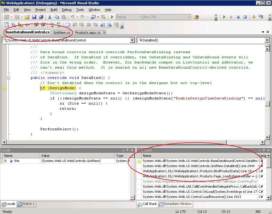 ScottGu\'s Blog - Releasing the Source Code for the .NET Framework ...