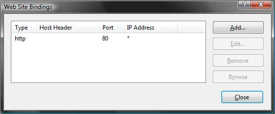 ScottGu's Blog - Tip/Trick: Enabling SSL on IIS 7 0 Using Self