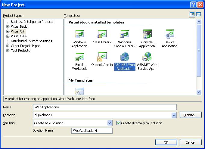 ScottGu\'s Blog - VS 2005 Web Application Project Release Candidate ...